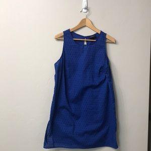 Lane Bryant blue sleeveless top size 18